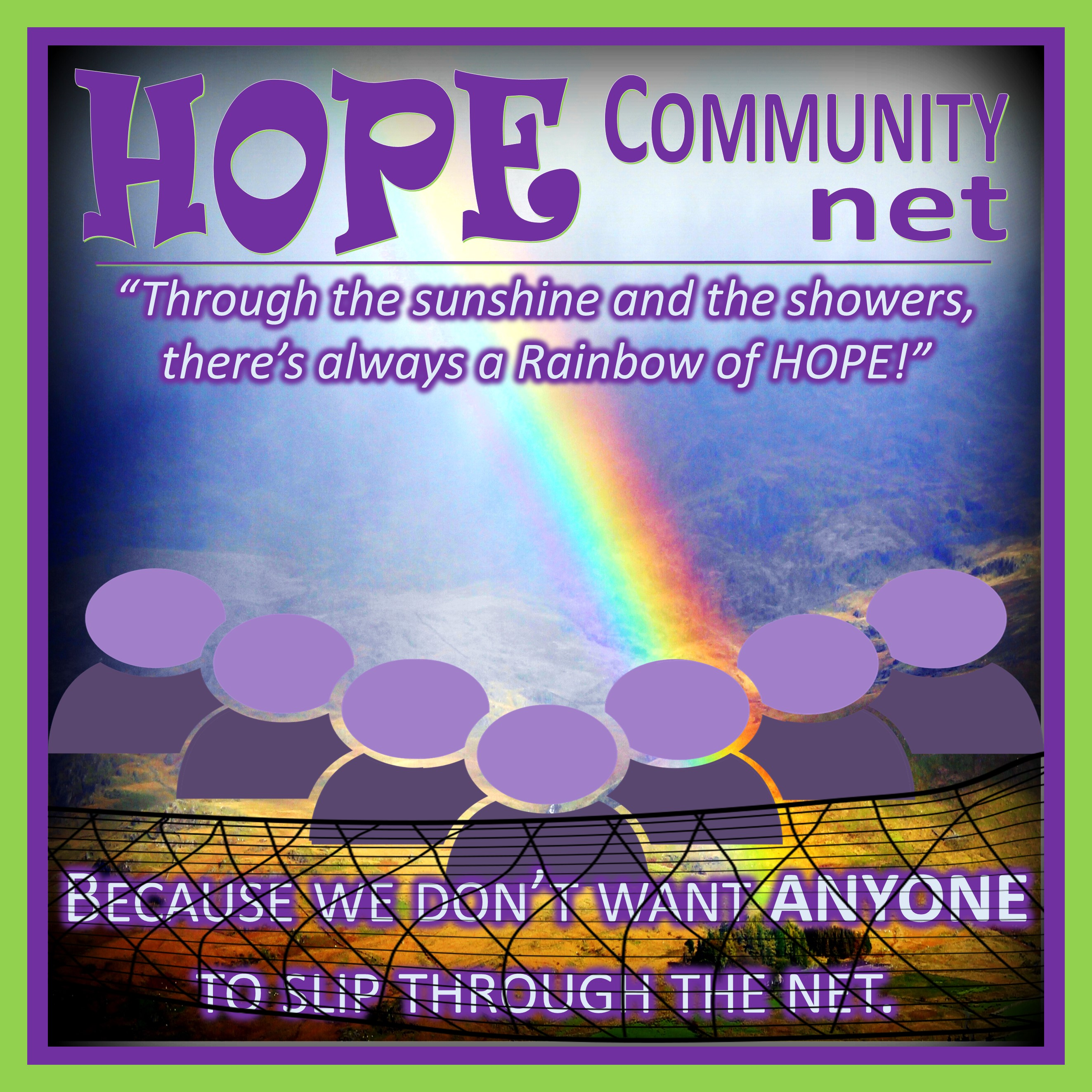 HOPE Community Net - square
