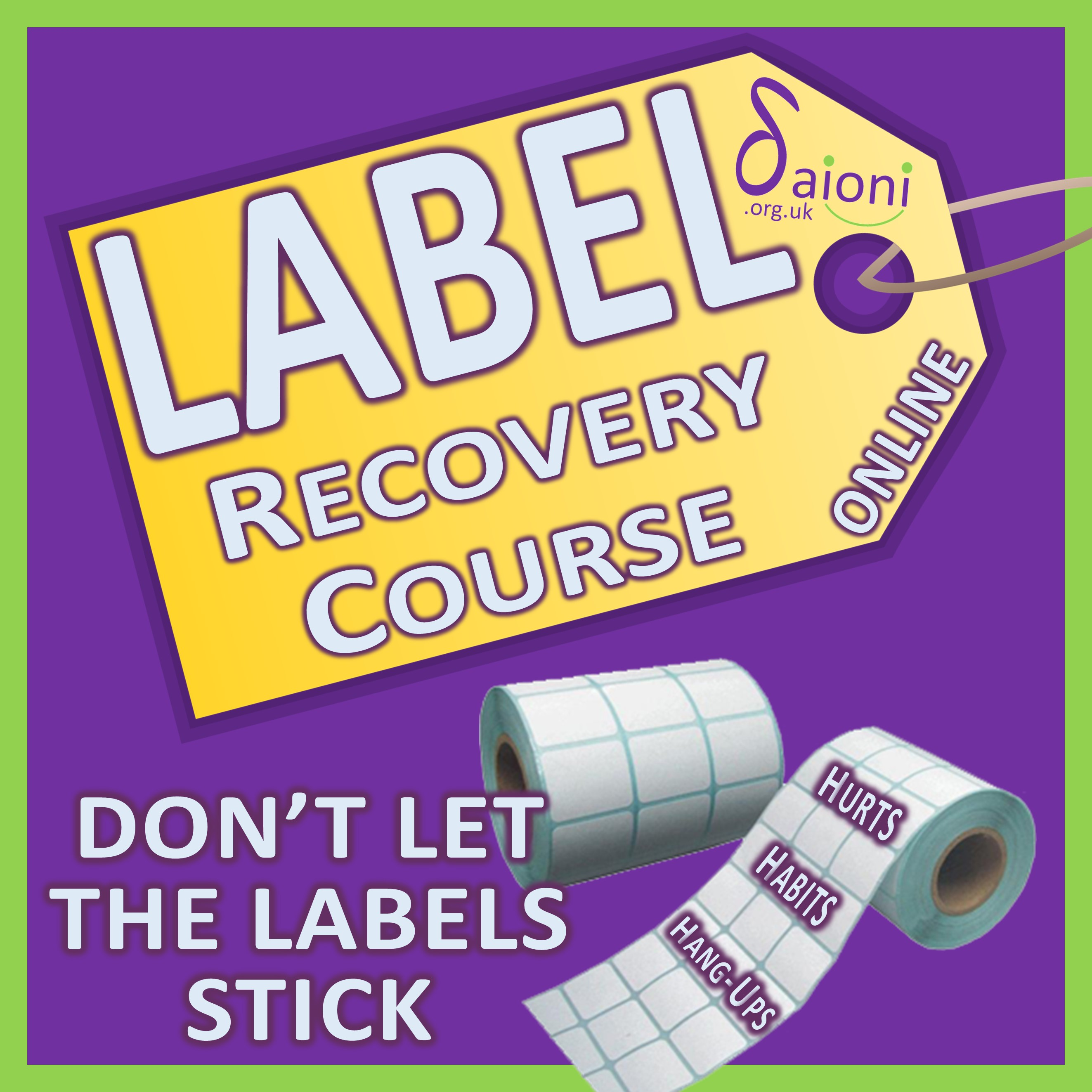 LABEL Online Recovery Course online