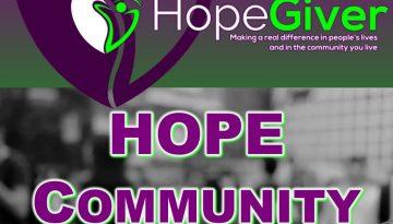 HOPE Community Net