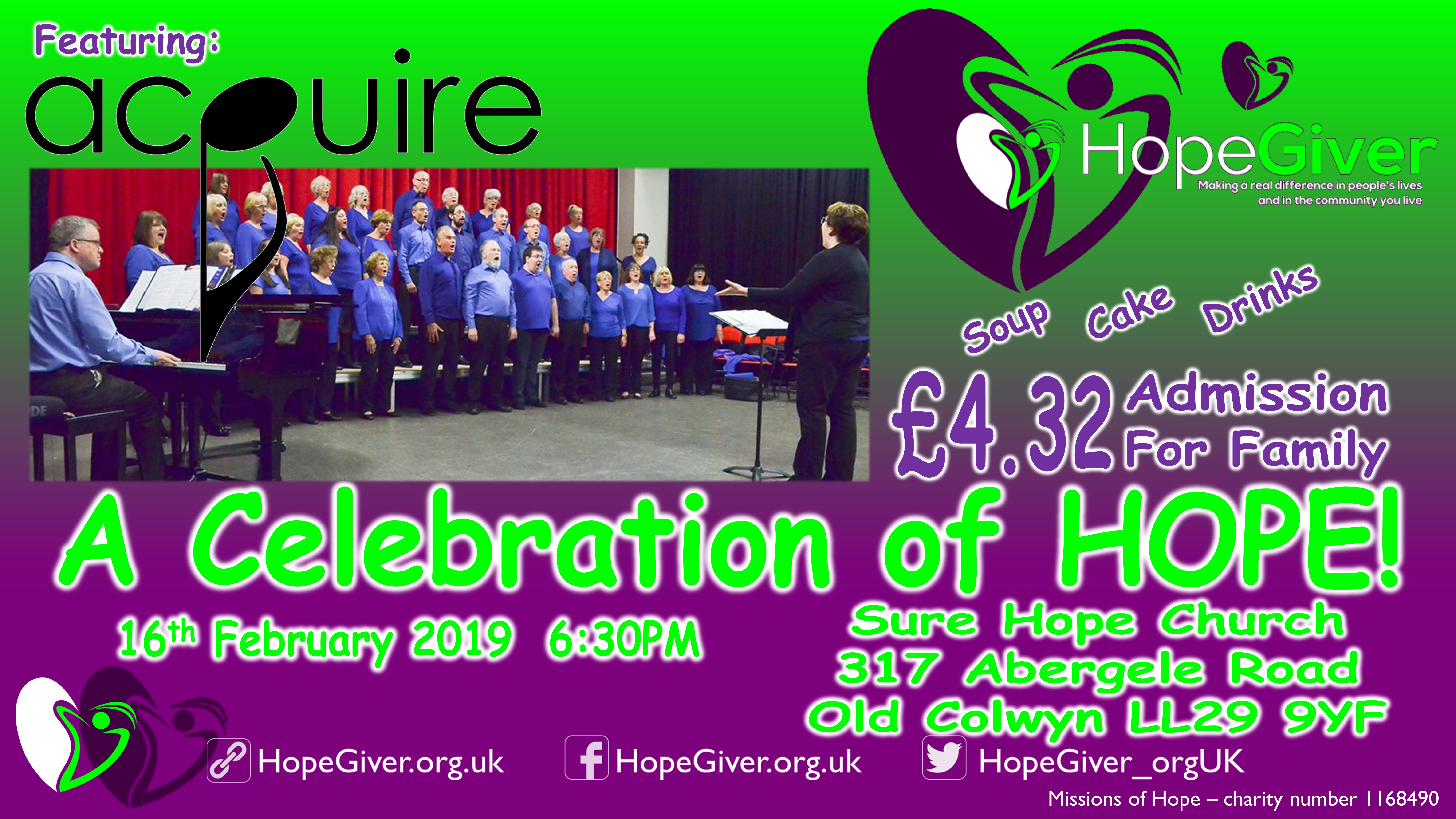 A Celebration of HOPE 2019!