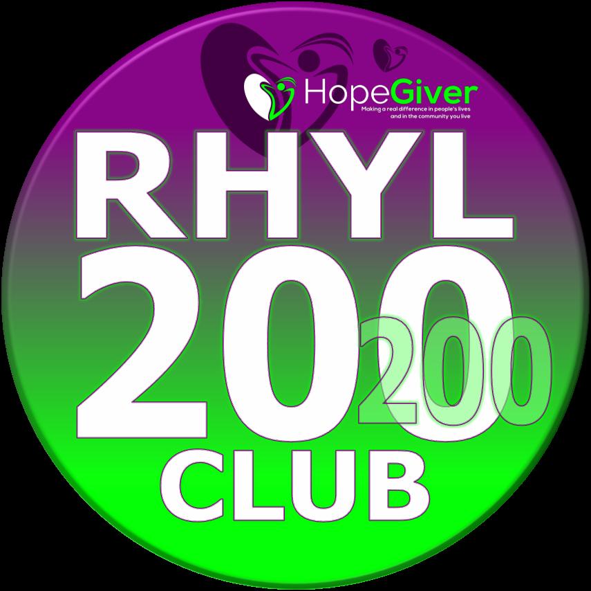 Rhyl 200 Club