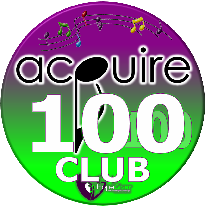 Acquire 100 Club