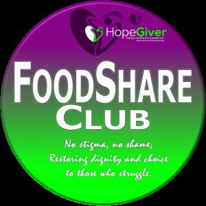 FoodShare Club logo